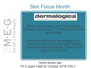 dermalogica retail special oct 2016